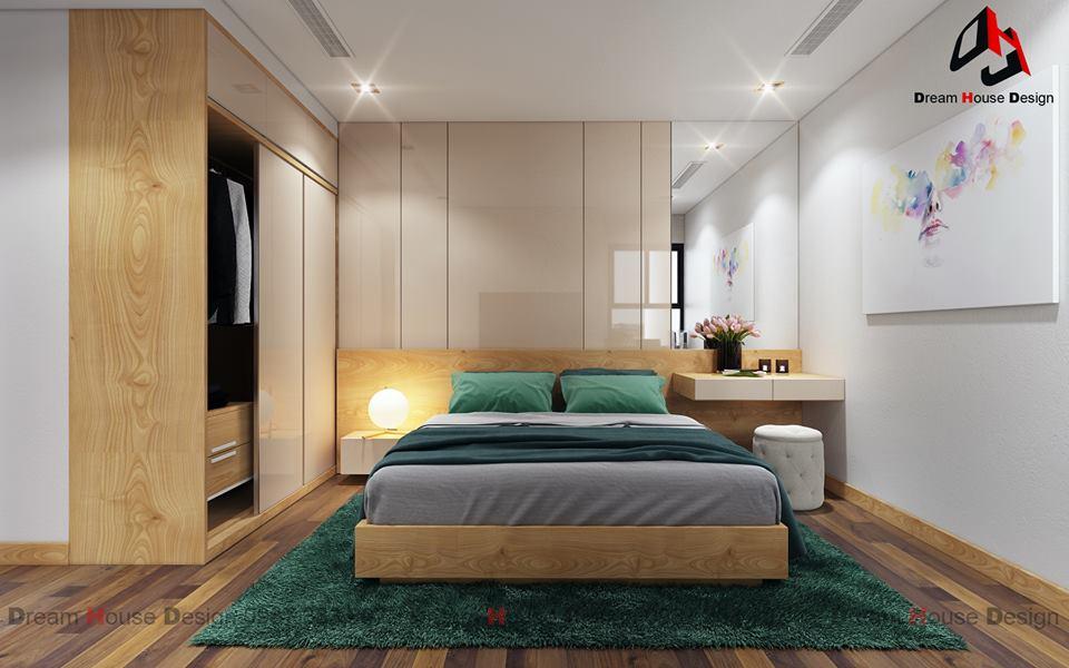thiết kế nội thất chung cư tại Hà Nội GOLDMARK APARTMENT 5 1555570975
