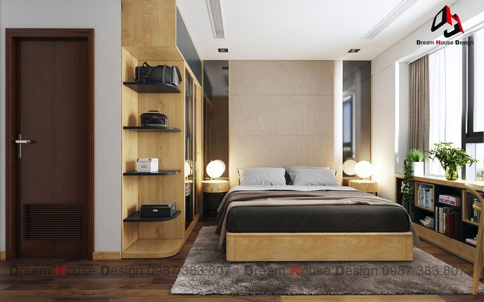 thiết kế nội thất chung cư tại Hà Nội GOLDMARK APARTMENT 7 1555570976