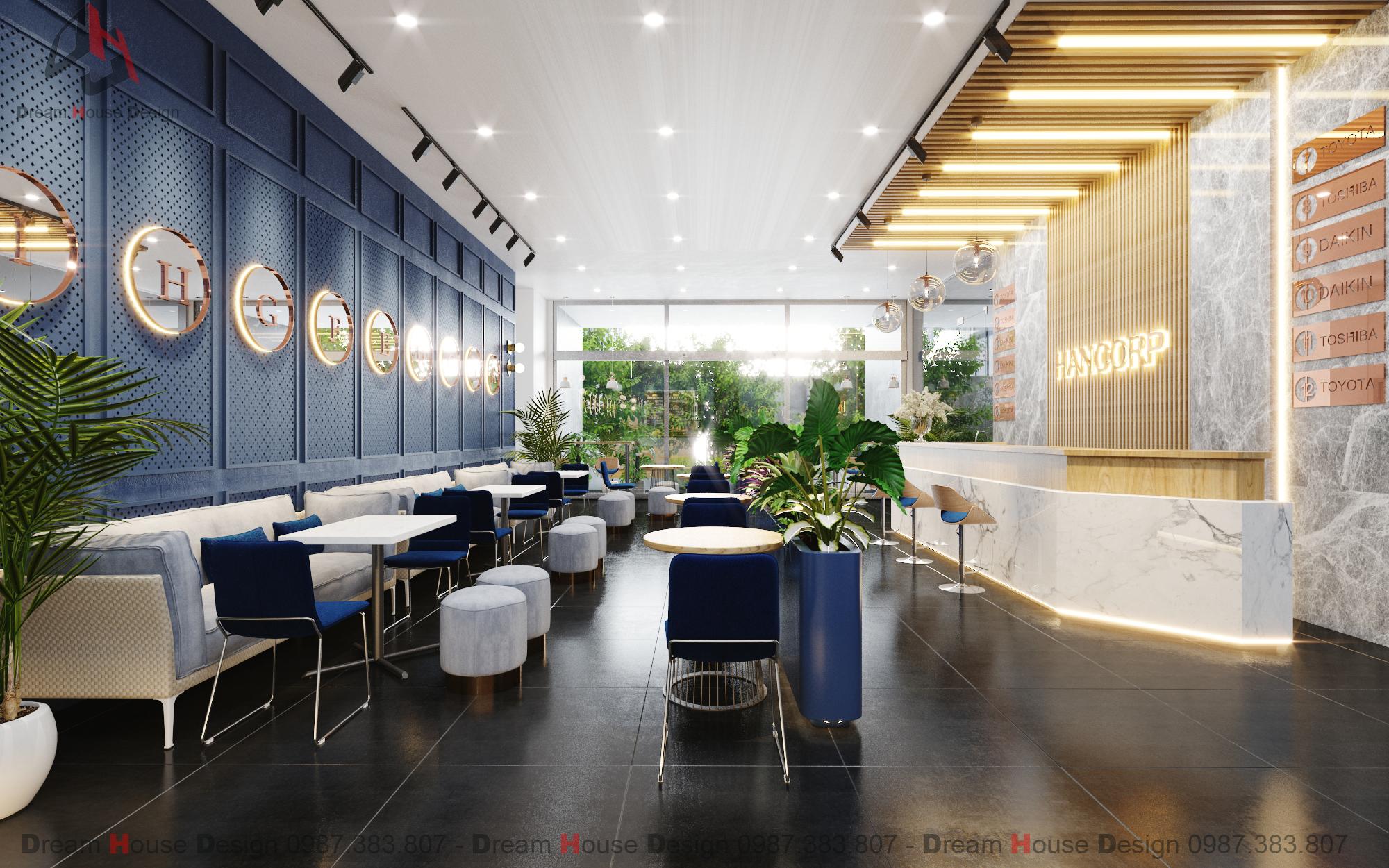 thiết kế nội thất Văn Phòng tại Hà Nội SẢNH VĂN PHÒNG TÒA NHÀ HANCORP PLAZA 3 1553137335