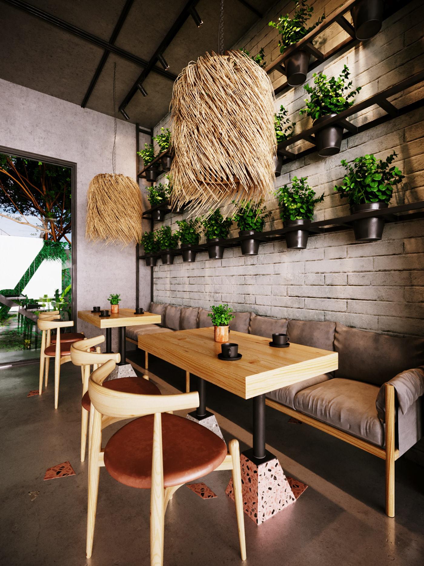 Thiết kế nội thất Biệt Thự tại Long An villa gia phú viên 1573618032 3