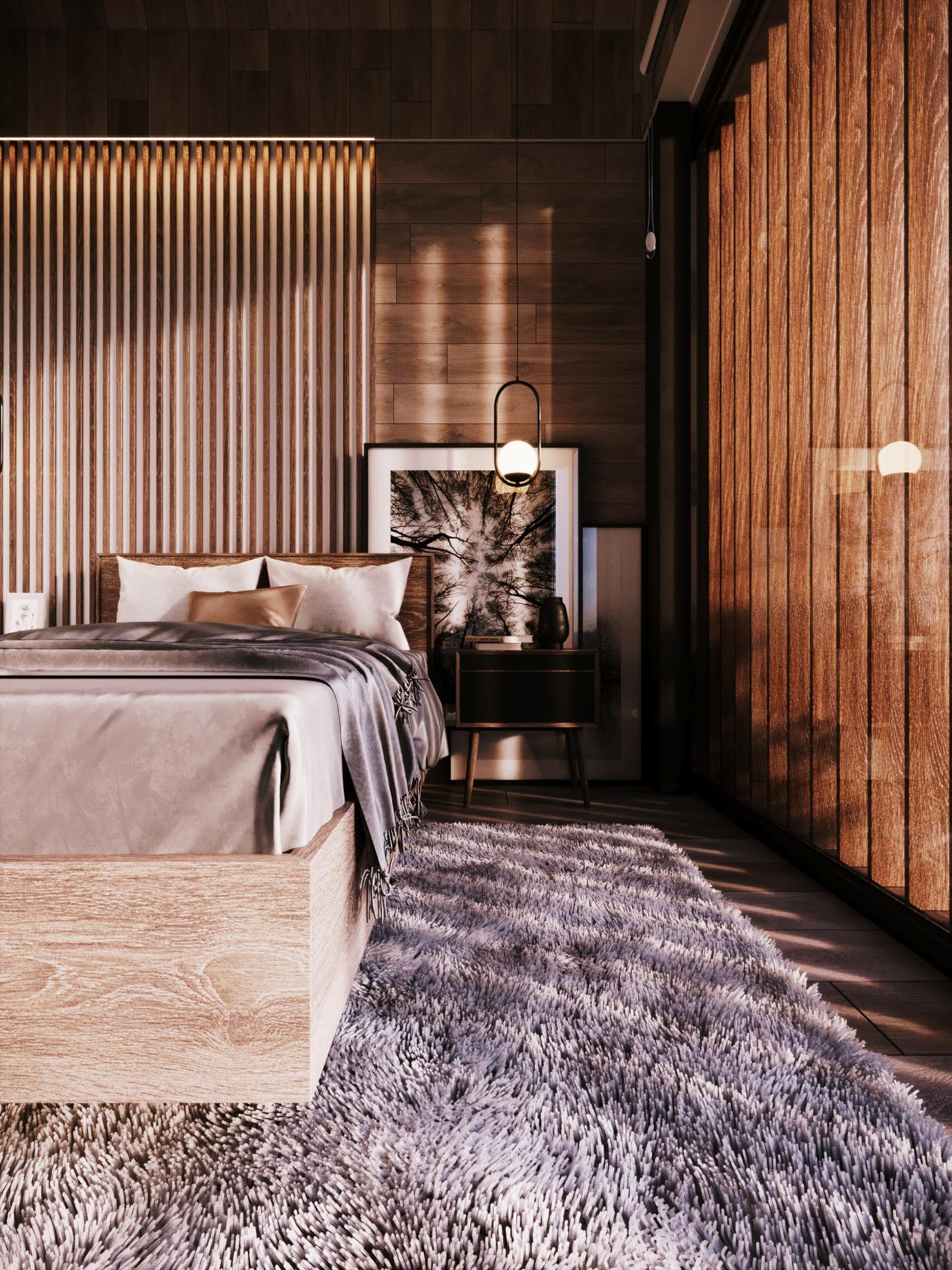 Thiết kế nội thất Biệt Thự tại Long An villa gia phú viên 1573618032 6
