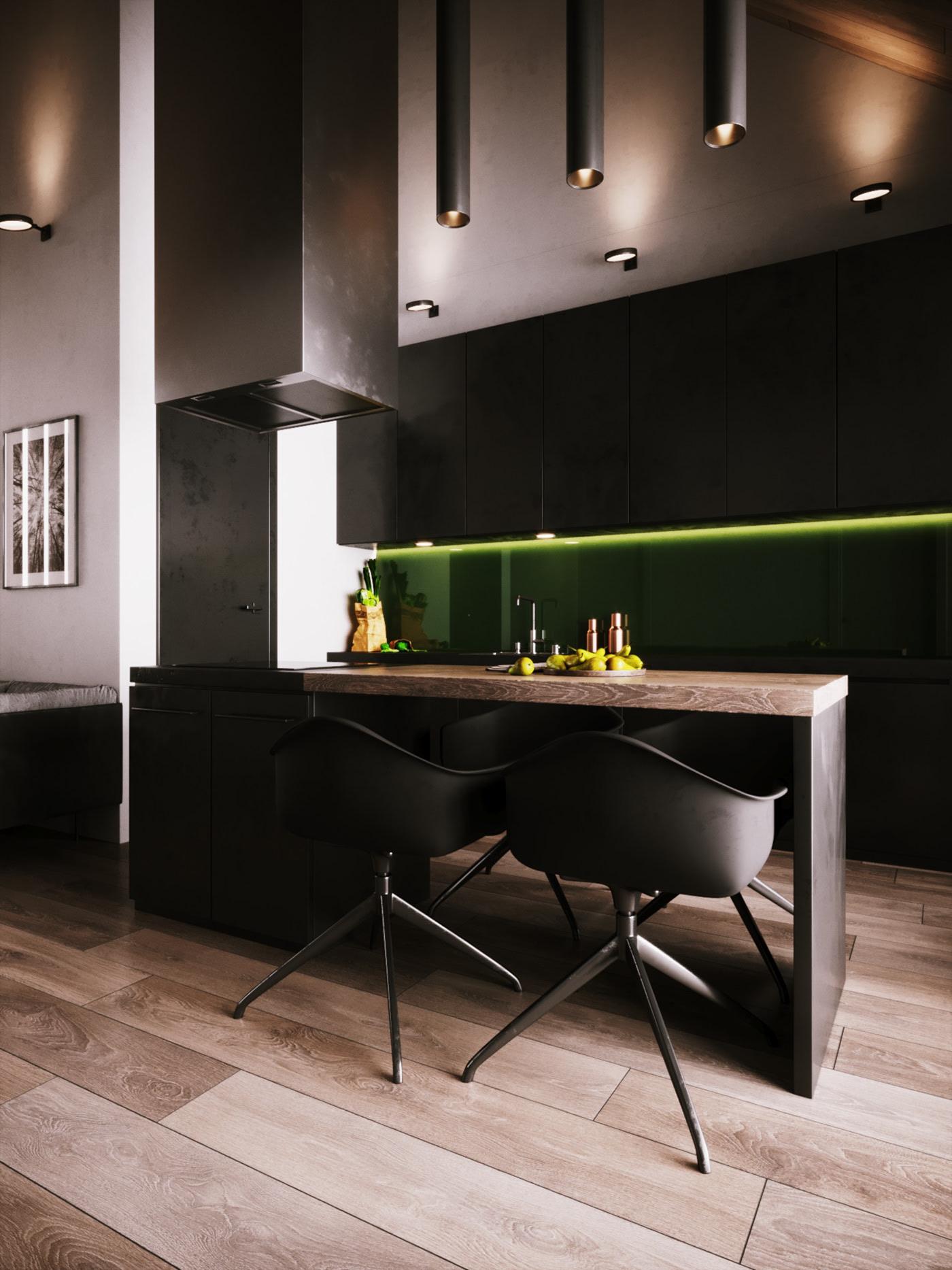 Thiết kế nội thất Biệt Thự tại Long An villa gia phú viên 1573618033 7