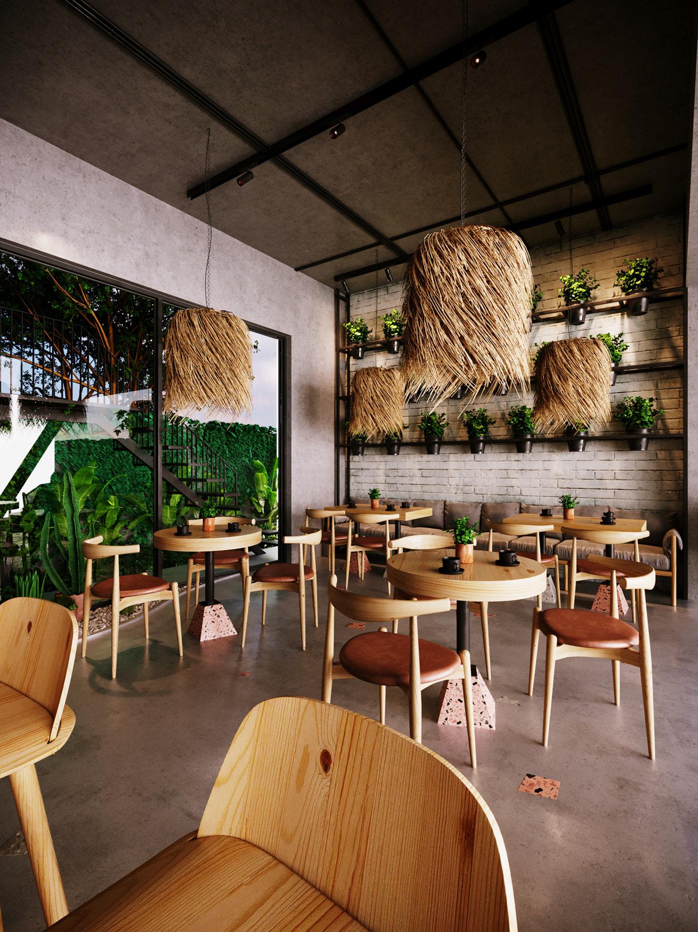 Thiết kế nội thất Biệt Thự tại Long An villa gia phú viên 1573618034 14