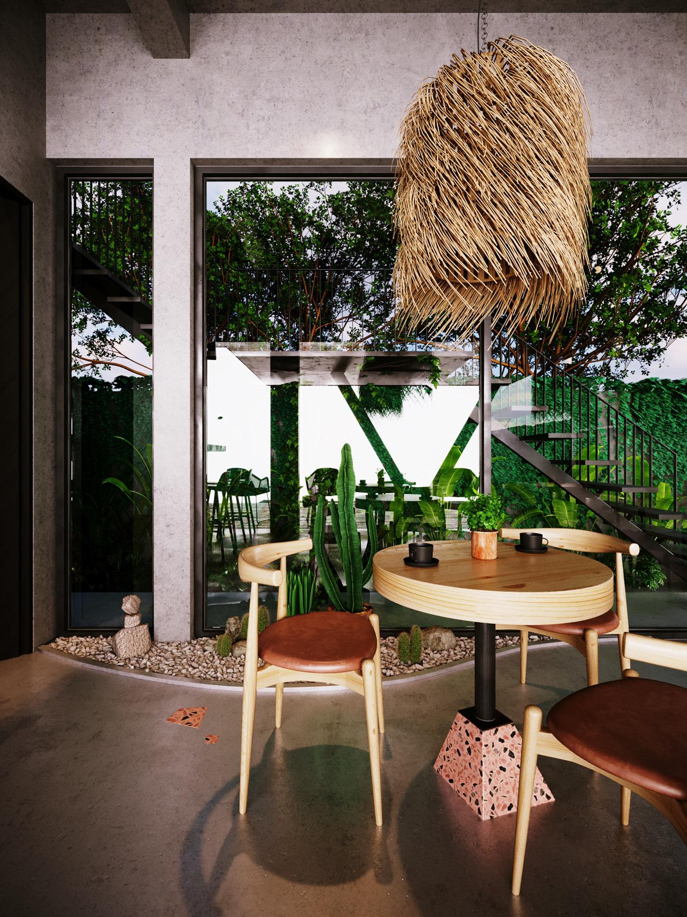 Thiết kế nội thất Biệt Thự tại Long An villa gia phú viên 1573618034 16