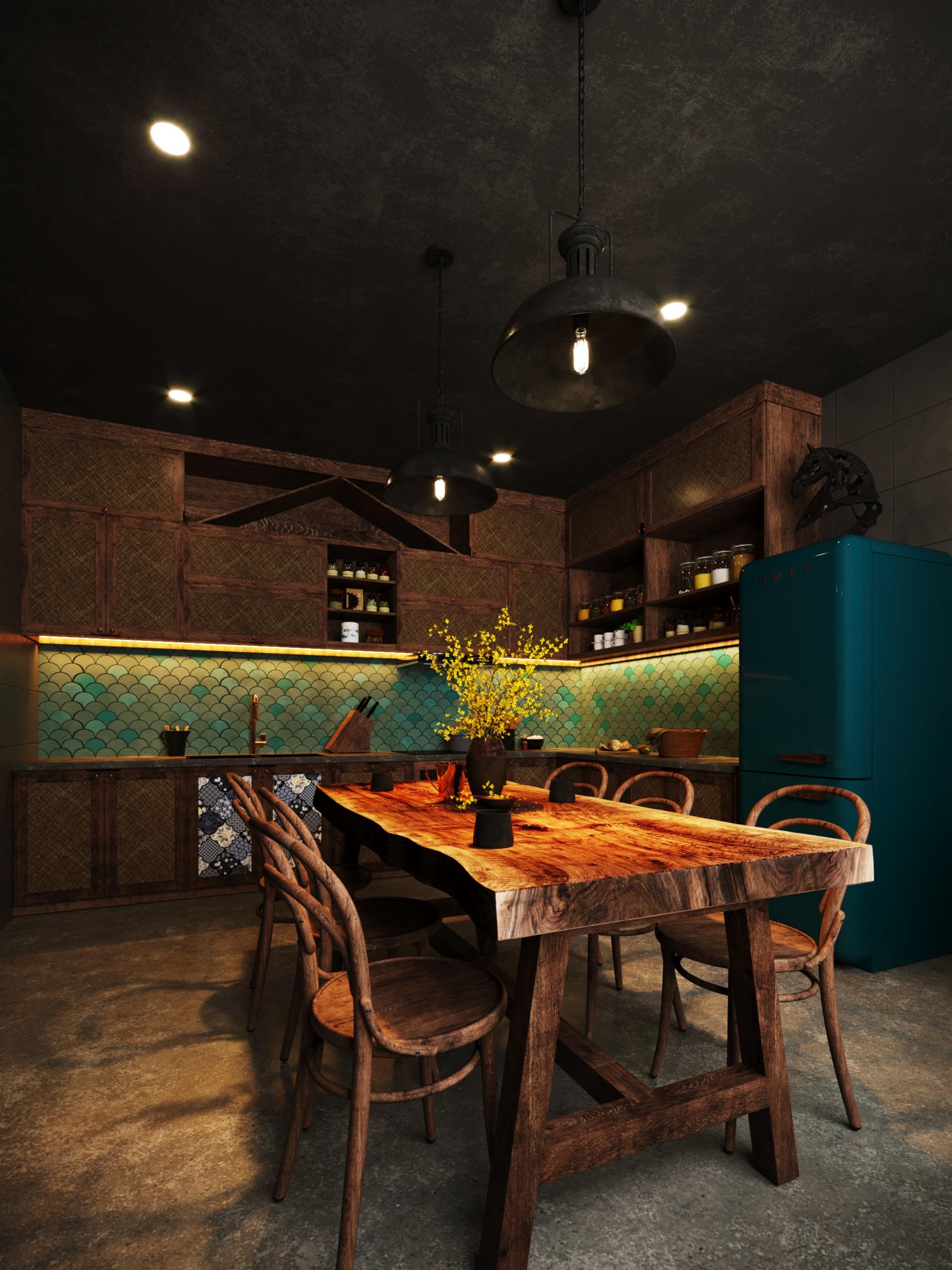 thiết kế nội thất Cafe tại Hà Nội caffee koi 2 1560229077