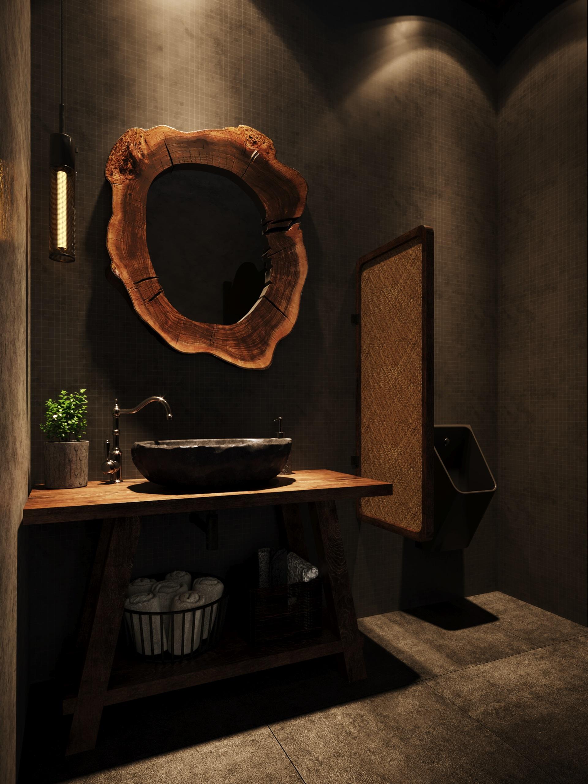 thiết kế nội thất Cafe tại Hà Nội caffee koi 31 1569649998