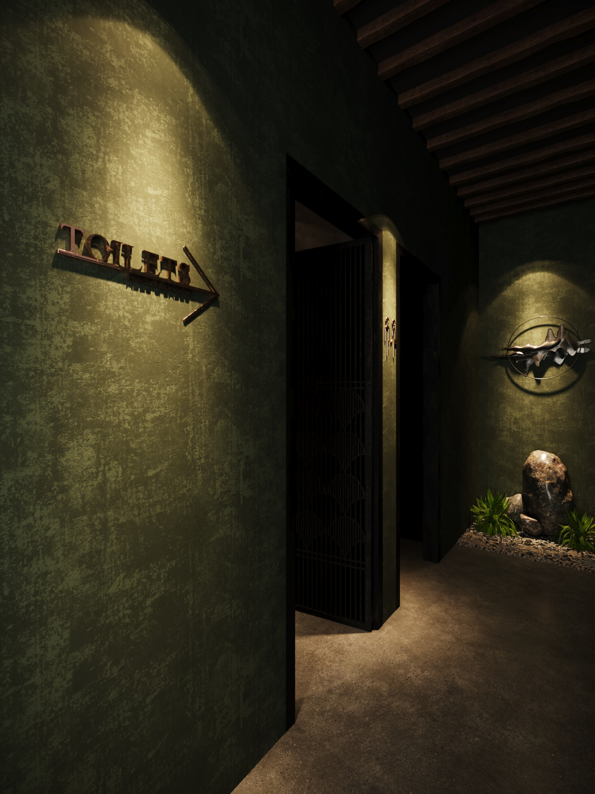 thiết kế nội thất Cafe tại Hà Nội caffee koi 33 1569649998