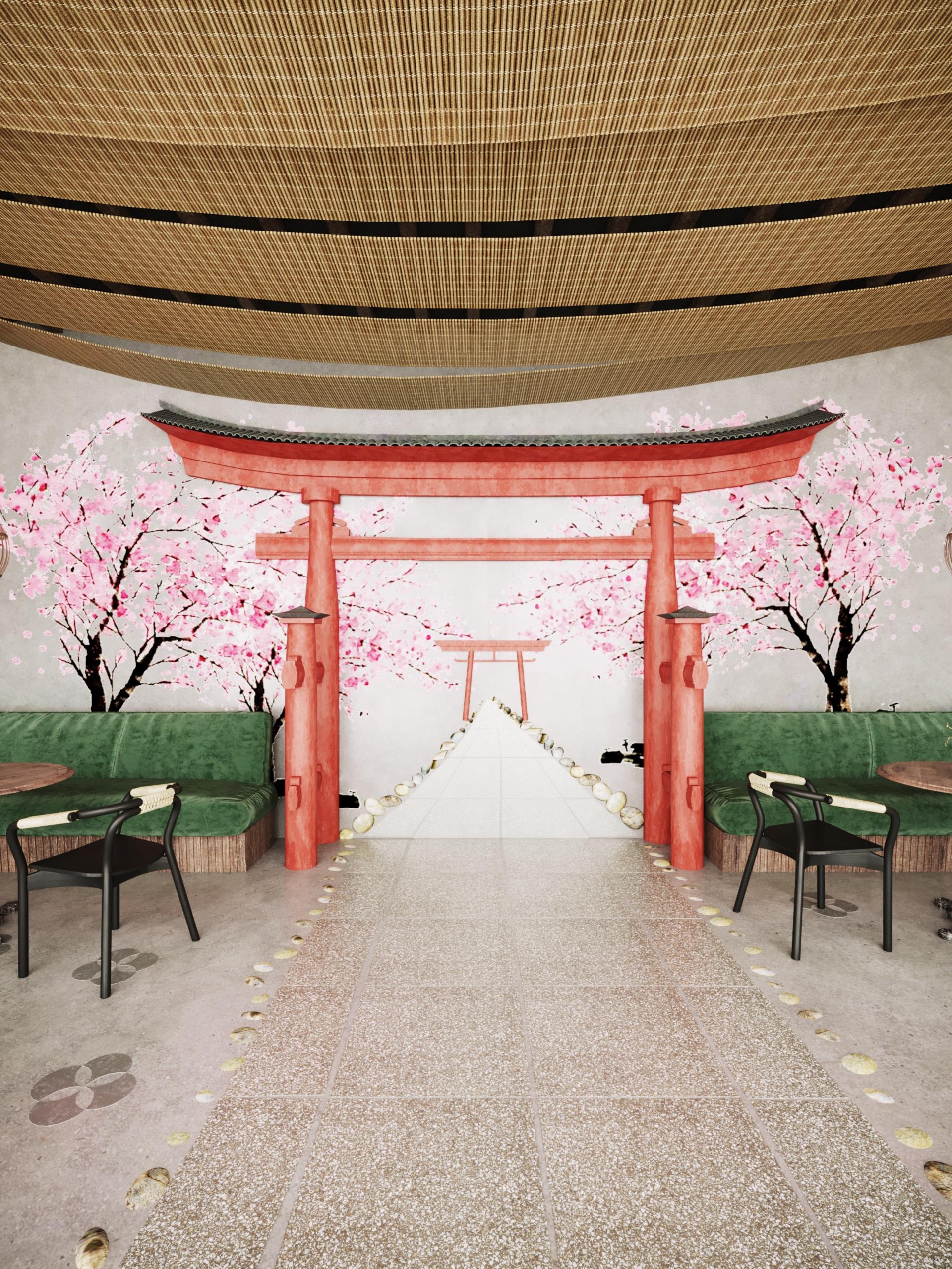 thiết kế nội thất Cafe tại Hà Nội caffee koi 9 1569649988