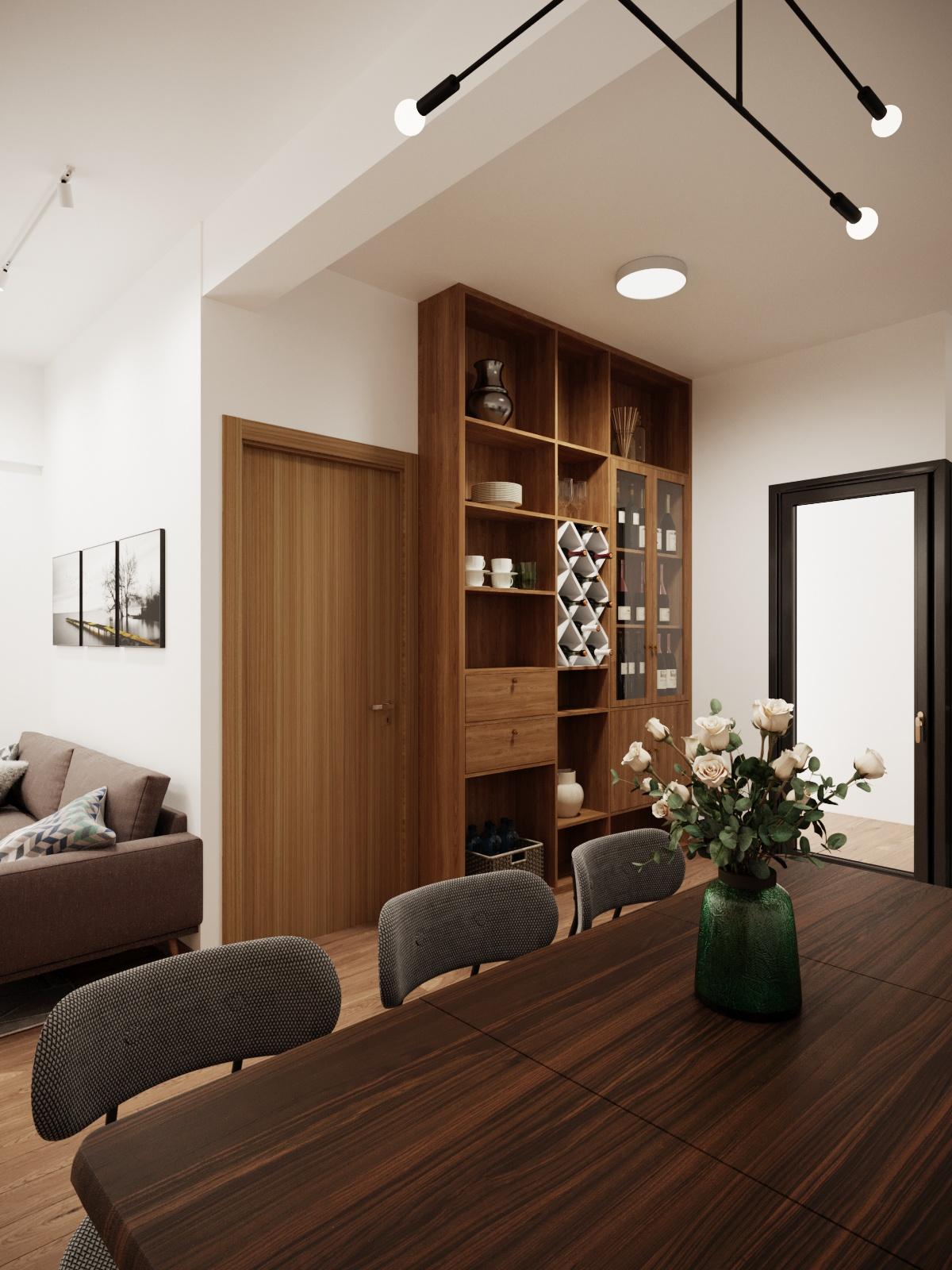 Thiết kế nội thất Chung Cư tại Hưng Yên ecorpark city 1582532951 6