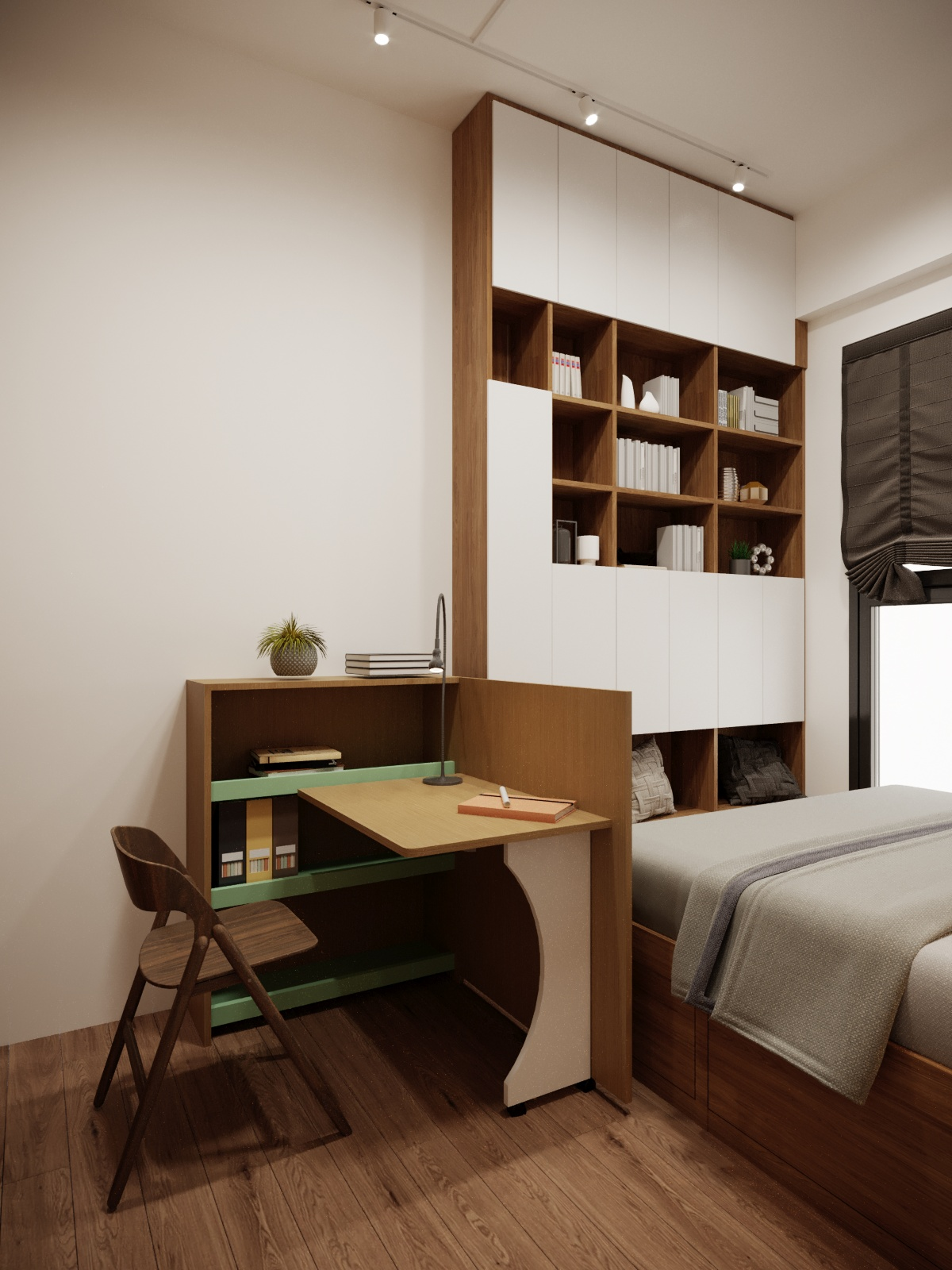Thiết kế nội thất Chung Cư tại Hưng Yên ecorpark city 1582532953 10