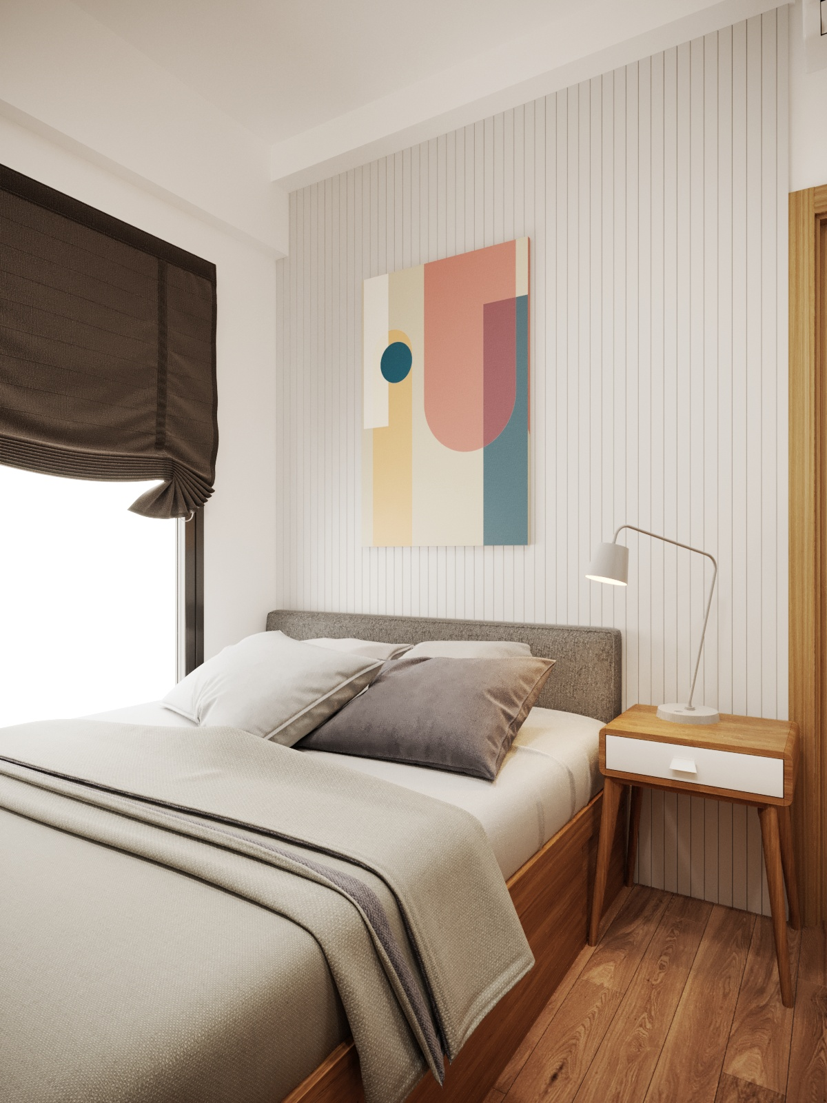 Thiết kế nội thất Chung Cư tại Hưng Yên ecorpark city 1582532953 9