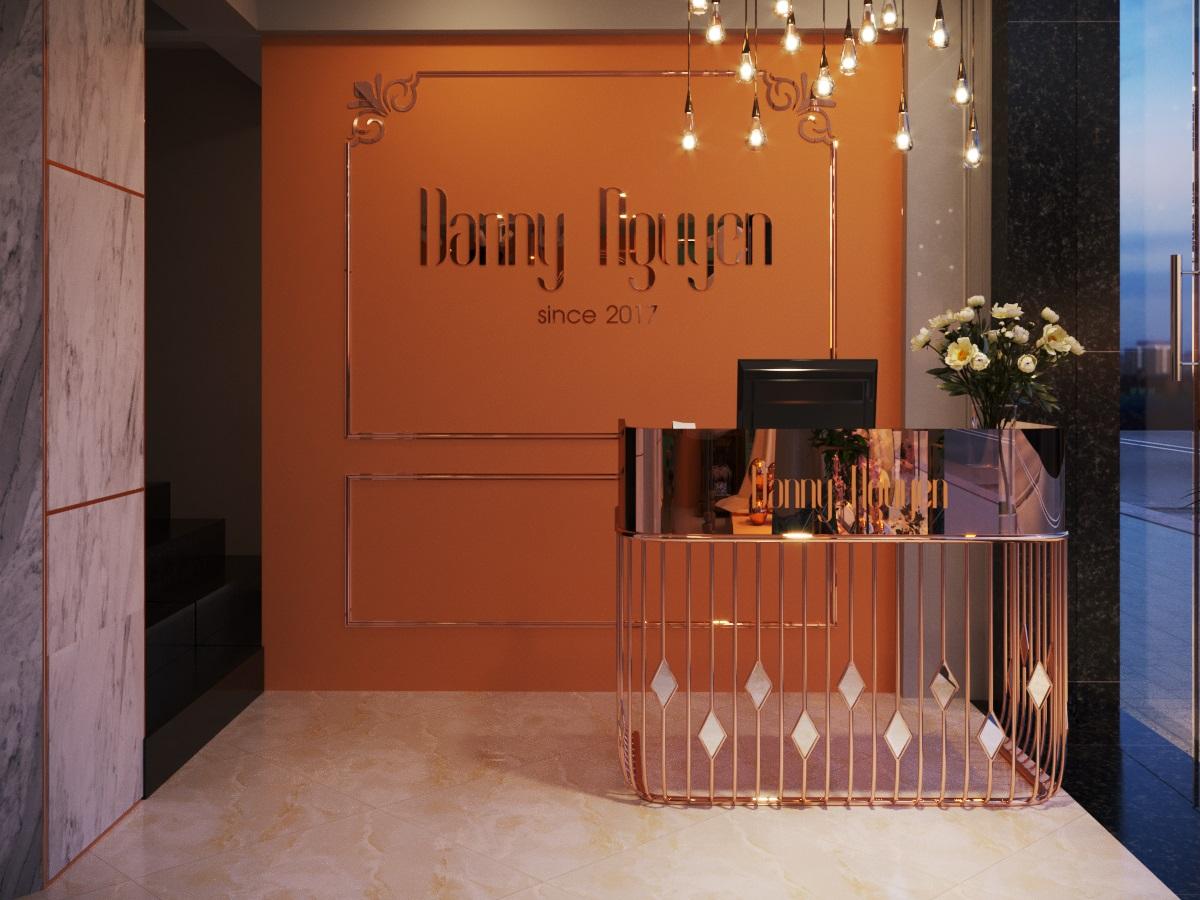 thiết kế nội thất Shop tại Hà Nội SHOP THỜI TRANG DANNY NGUYEN 11 1569650997