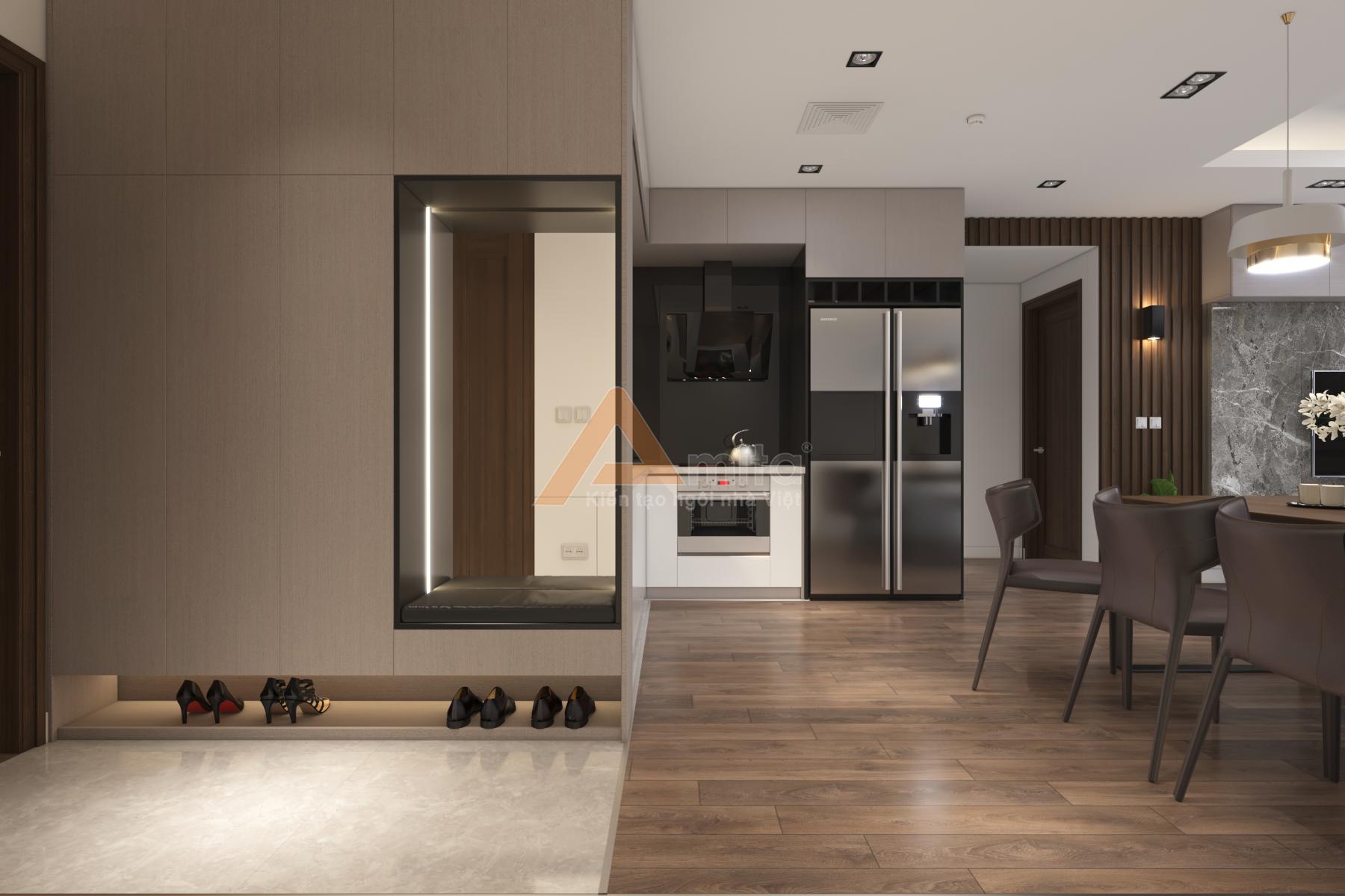 thiết kế nội thất chung cư tại Hà Nội Chung cư New Skyline - Văn Quán 0 1572341528