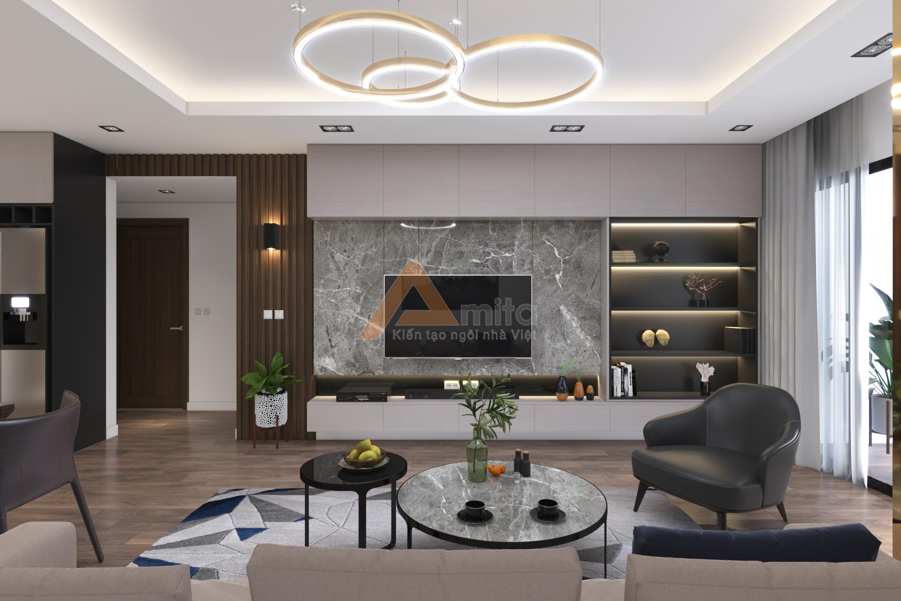 thiết kế nội thất chung cư tại Hà Nội Chung cư New Skyline - Văn Quán 1 1572341527