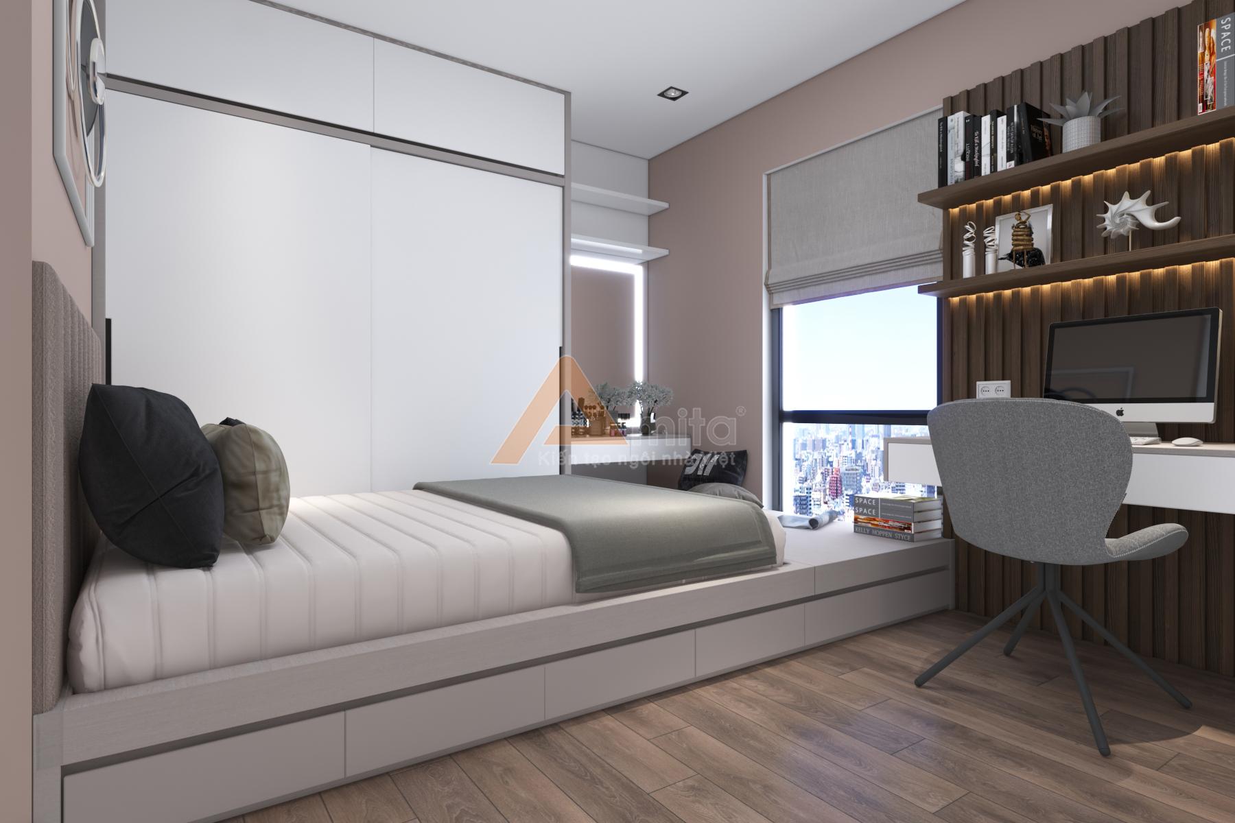 thiết kế nội thất chung cư tại Hà Nội Chung cư New Skyline - Văn Quán 12 1572341532