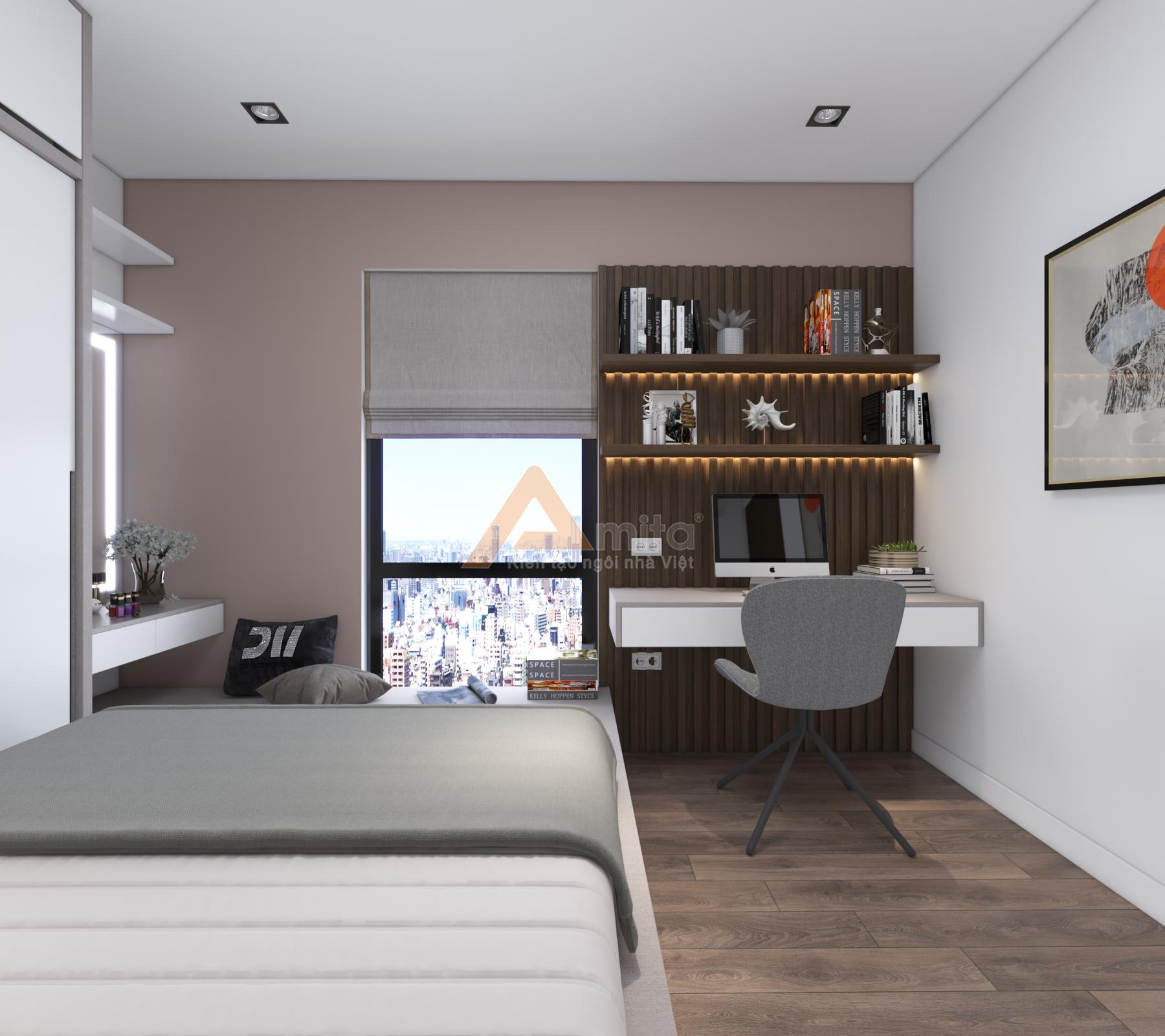thiết kế nội thất chung cư tại Hà Nội Chung cư New Skyline - Văn Quán 13 1572341533
