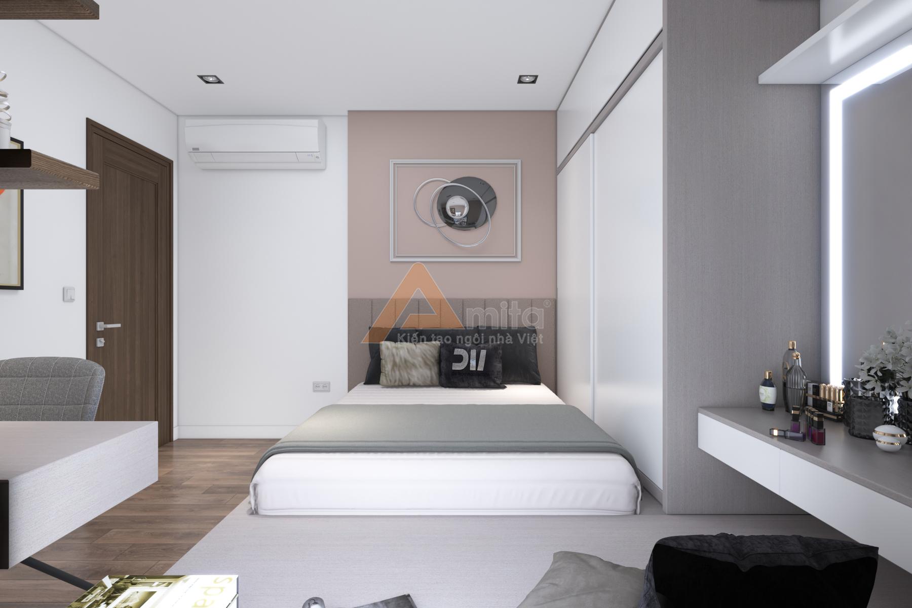 thiết kế nội thất chung cư tại Hà Nội Chung cư New Skyline - Văn Quán 14 1572341532