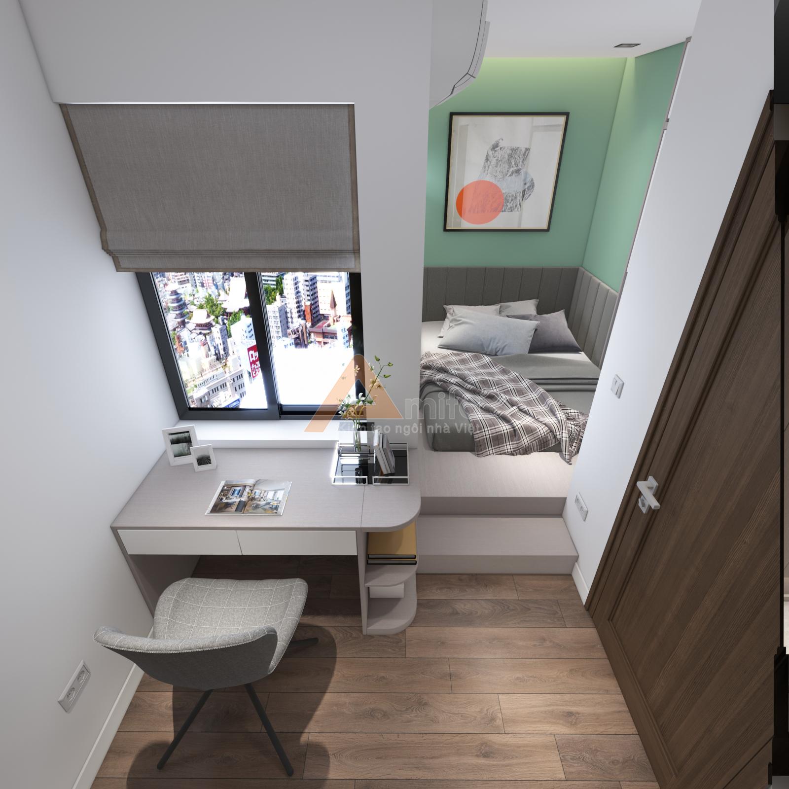 thiết kế nội thất chung cư tại Hà Nội Chung cư New Skyline - Văn Quán 15 1572341533