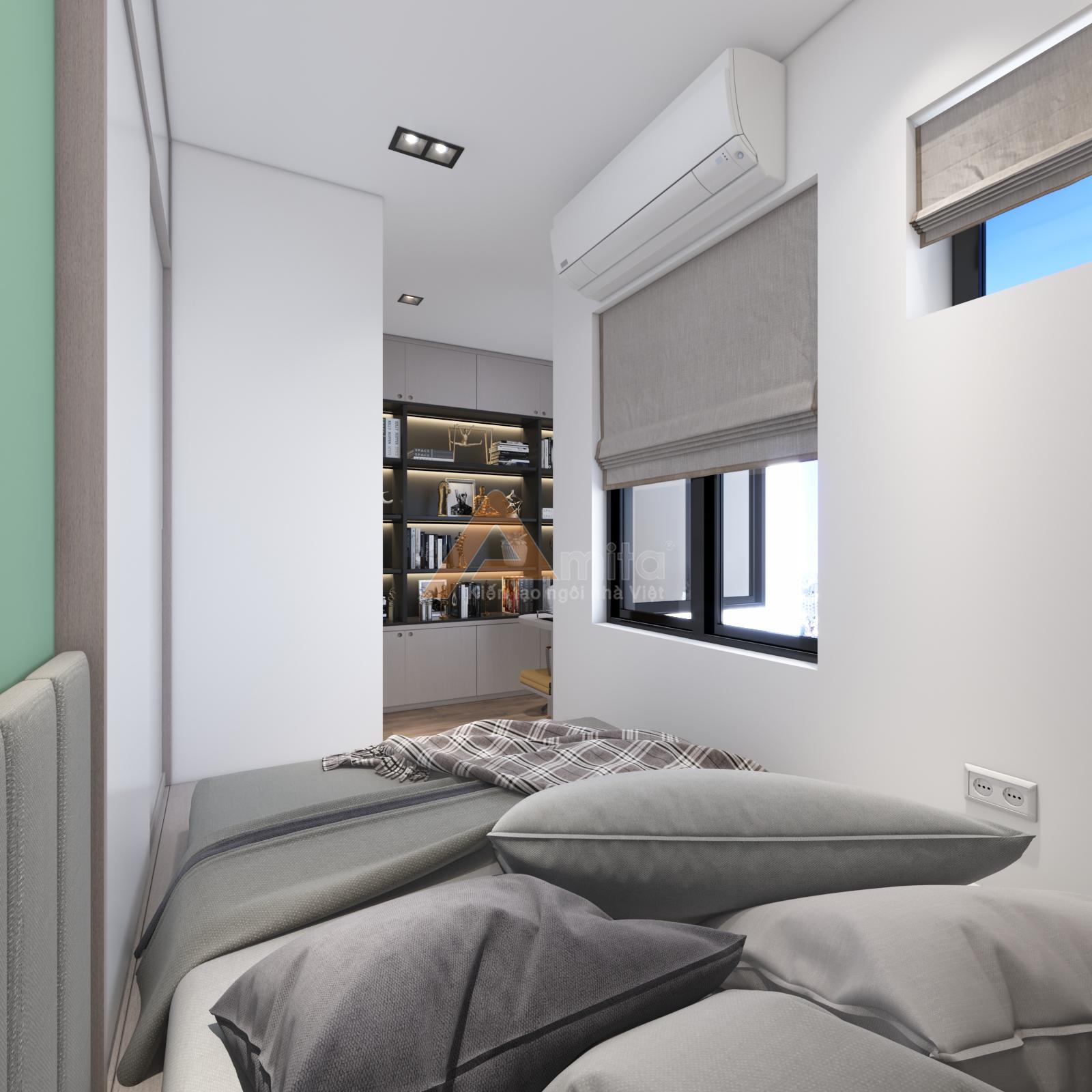 thiết kế nội thất chung cư tại Hà Nội Chung cư New Skyline - Văn Quán 17 1572341534