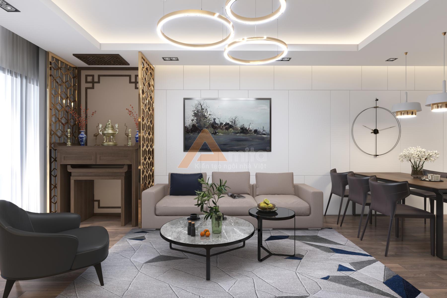 thiết kế nội thất chung cư tại Hà Nội Chung cư New Skyline - Văn Quán 5 1572341528