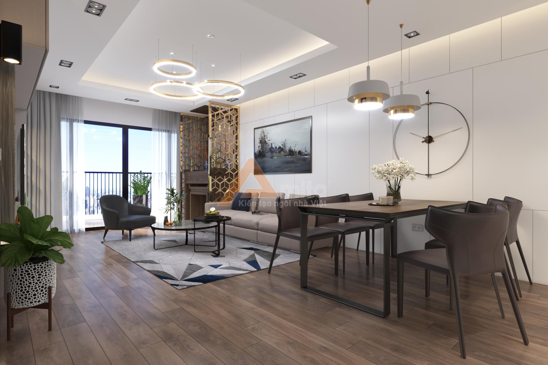 thiết kế nội thất chung cư tại Hà Nội Chung cư New Skyline - Văn Quán 6 1572341530