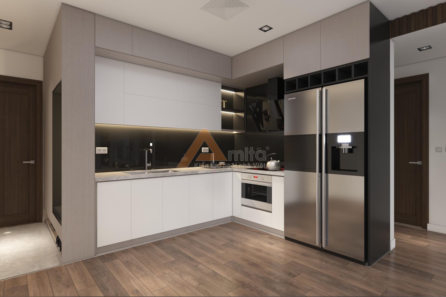 thiết kế nội thất chung cư tại Hà Nội Chung cư New Skyline - Văn Quán 7 1572341530