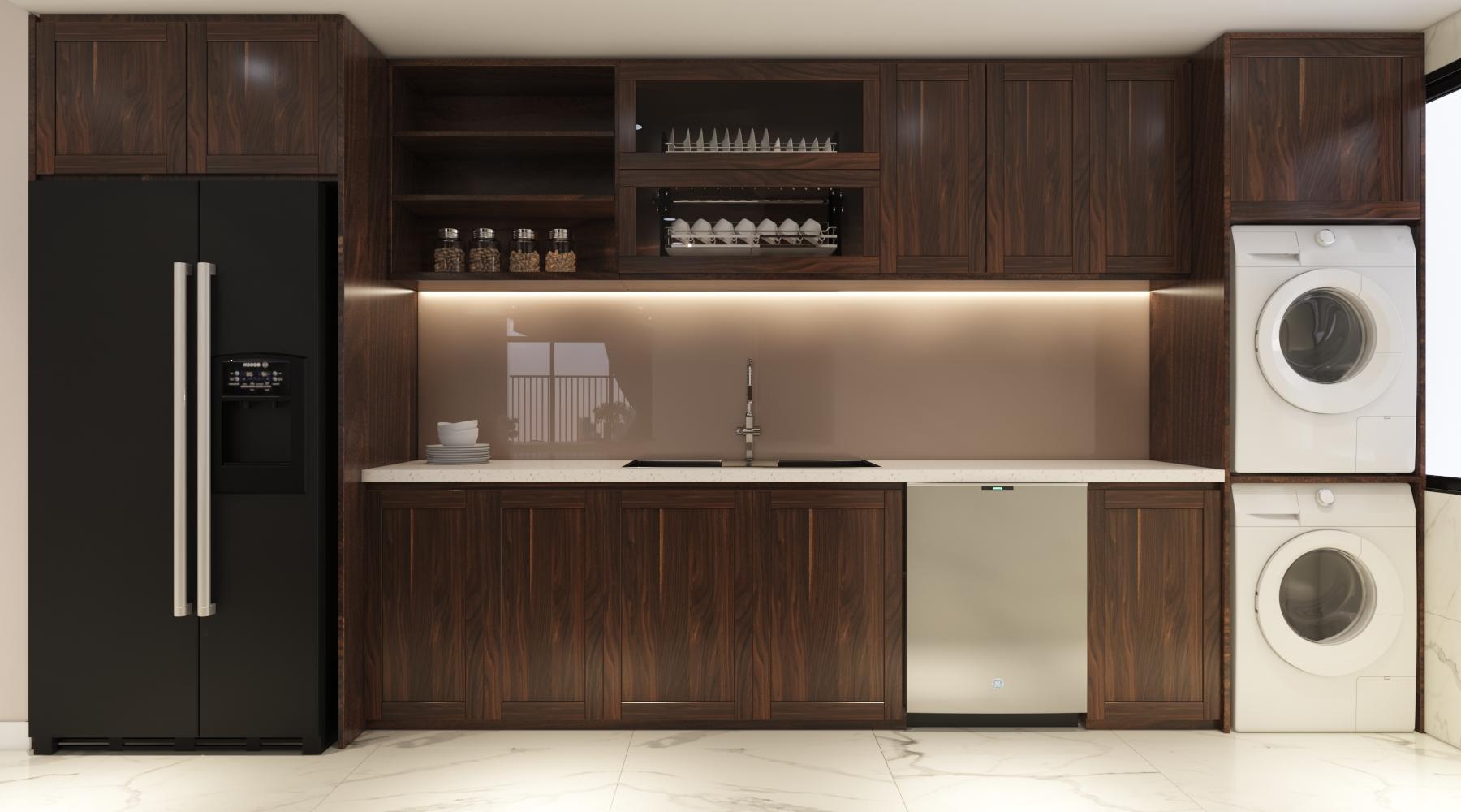 Thiết kế nội thất Chung Cư tại Hà Nội Chung cư New Skyline Văn Quán 1580465734 4