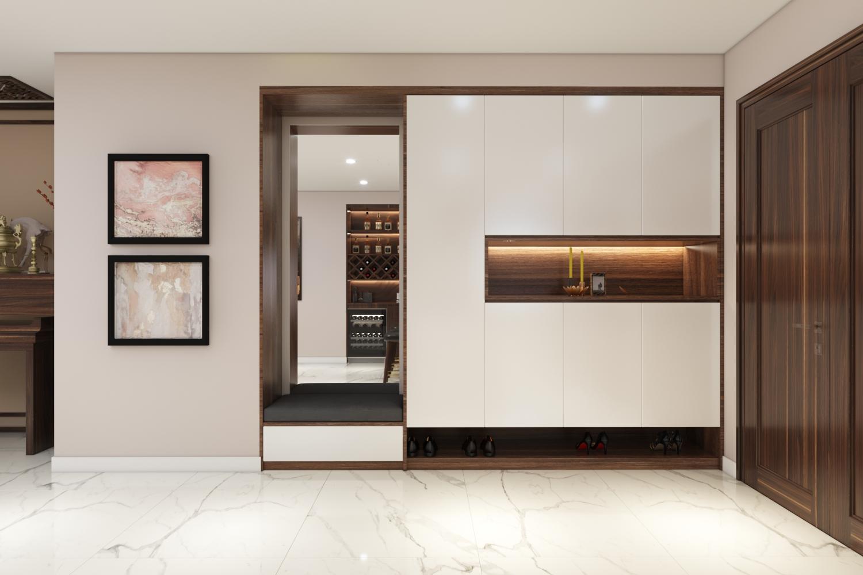 Thiết kế nội thất Chung Cư tại Hà Nội Chung cư New Skyline Văn Quán 1580465735 0