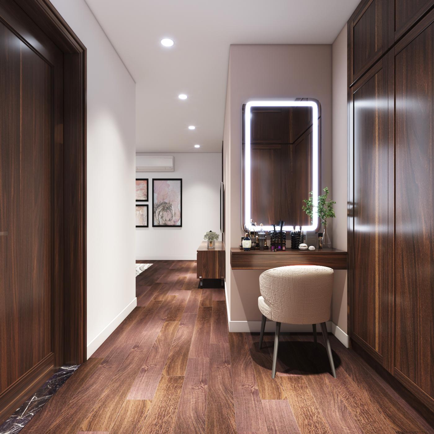 Thiết kế nội thất Chung Cư tại Hà Nội Chung cư New Skyline Văn Quán 1580465736 13