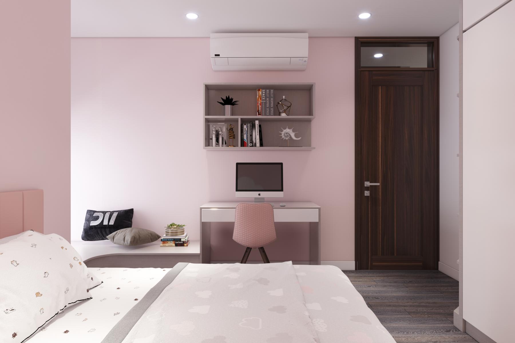 Thiết kế nội thất Chung Cư tại Hà Nội Chung cư New Skyline Văn Quán 1580465736 16