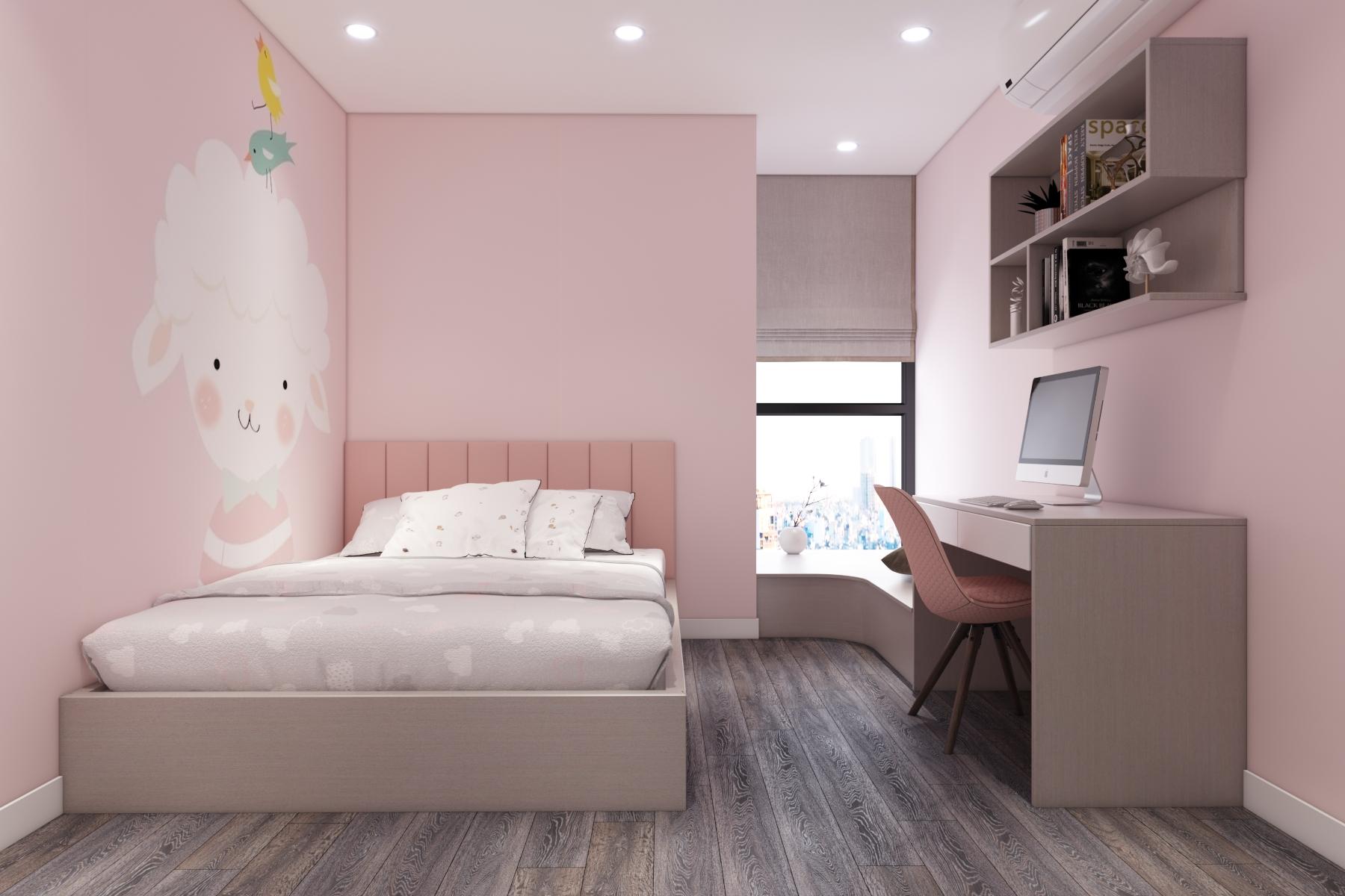Thiết kế nội thất Chung Cư tại Hà Nội Chung cư New Skyline Văn Quán 1580465737 15