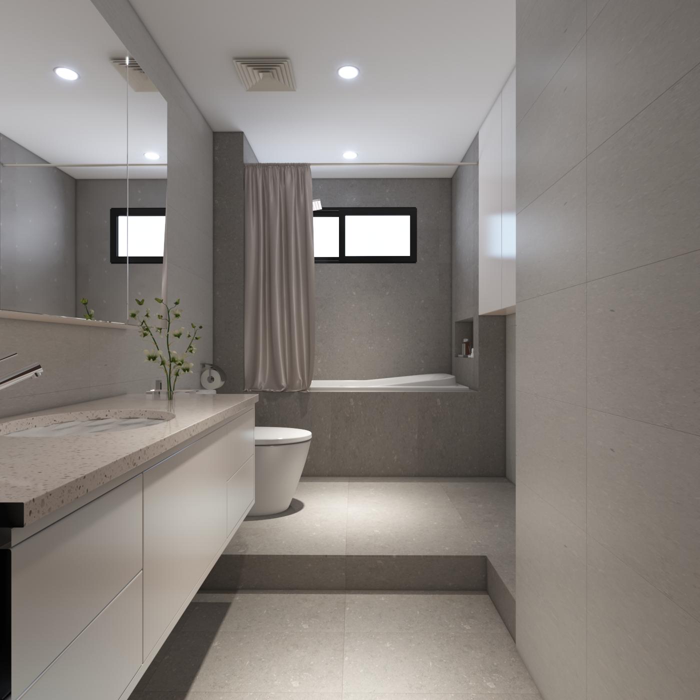 Thiết kế nội thất Chung Cư tại Hà Nội Chung cư New Skyline Văn Quán 1580465738 22