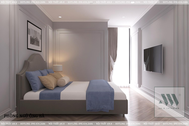 Thiết kế nội thất Chung Cư tại Hà Nội CHUNG CƯ RAINBOW VĂN QUÁN 1604910383 11