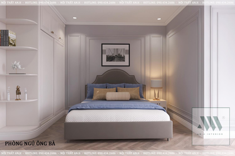 Thiết kế nội thất Chung Cư tại Hà Nội CHUNG CƯ RAINBOW VĂN QUÁN 1604910384 13