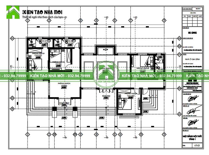 thiết kế Biệt Thự 1 tầng tại Thái Nguyên THIẾT KẾ BIỆT THỰ VƯỜN 1 TẦNG HIỆN ĐẠI ĐẸP TẠI SÔNG CÔNG, THÁI NGUYÊN 3 1550474329