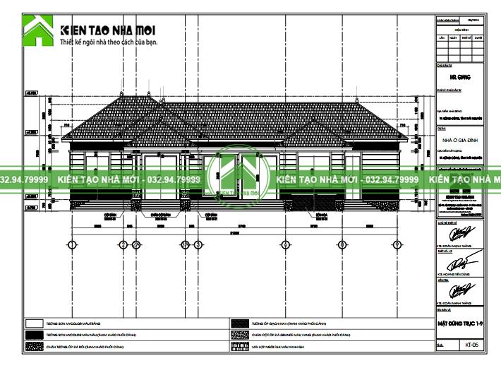 thiết kế Biệt Thự 1 tầng tại Thái Nguyên THIẾT KẾ BIỆT THỰ VƯỜN 1 TẦNG HIỆN ĐẠI ĐẸP TẠI SÔNG CÔNG, THÁI NGUYÊN 5 1550474329