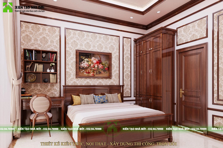 thiết kế nội thất Biệt Thự tại Nghệ An THIẾT KẾ NỘI THẤT TÂN CỔ ĐIỂN ĐẸP, SANG TRỌNG, ĐẲNG CẤP TẠI NGHỆ AN 10 1565576592