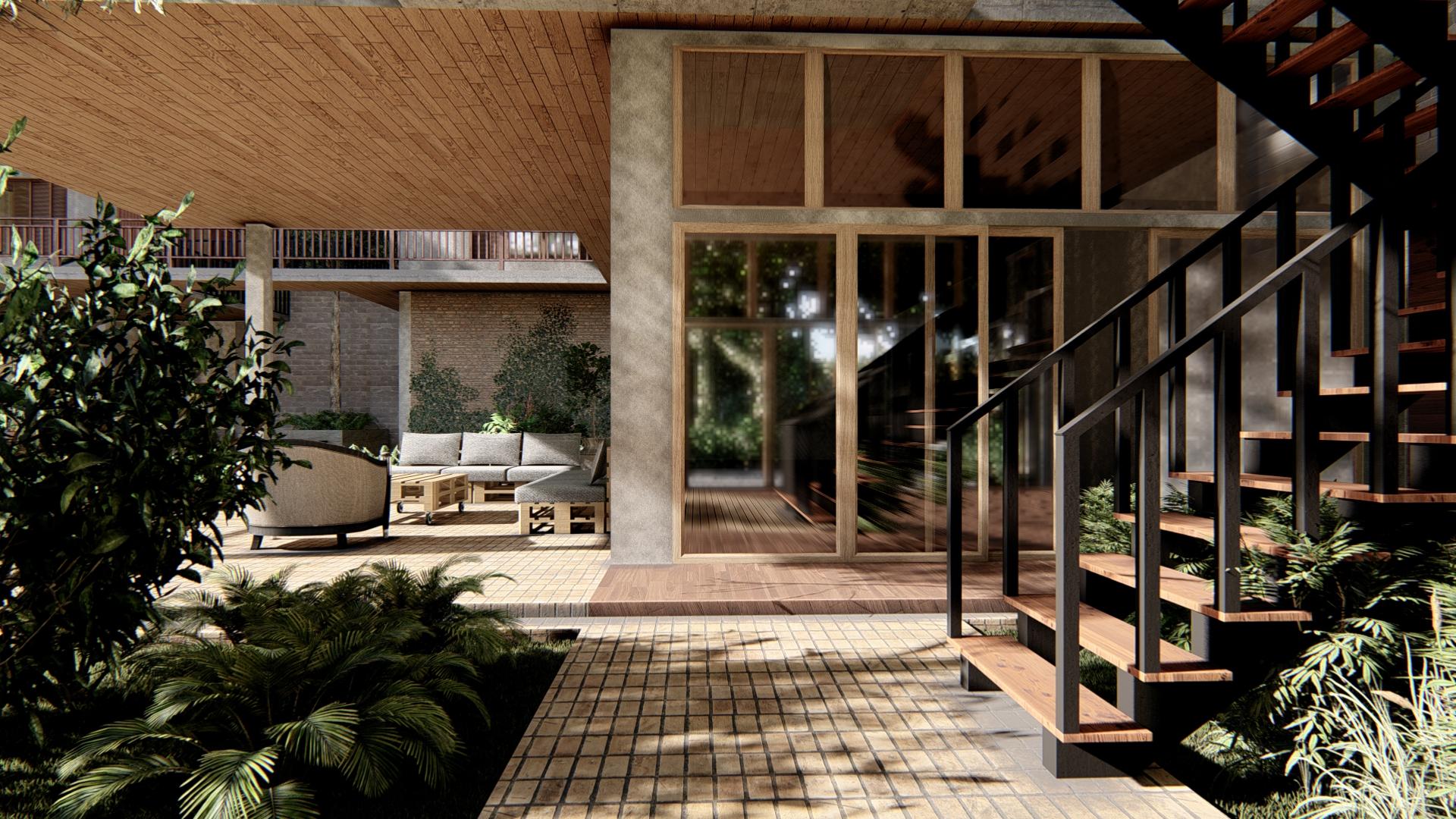 thiết kế Khách Sạn tại Gia Lai Farmstay and Hostel 0 1565695257
