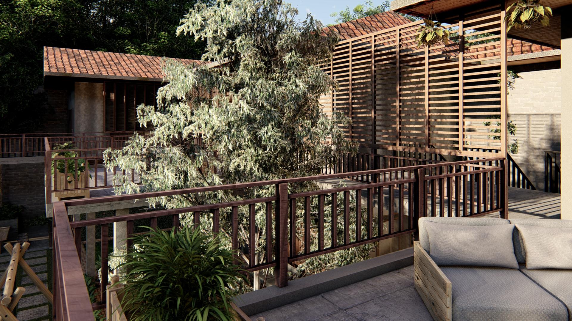 thiết kế Khách Sạn tại Gia Lai Farmstay and Hostel 8 1565695261