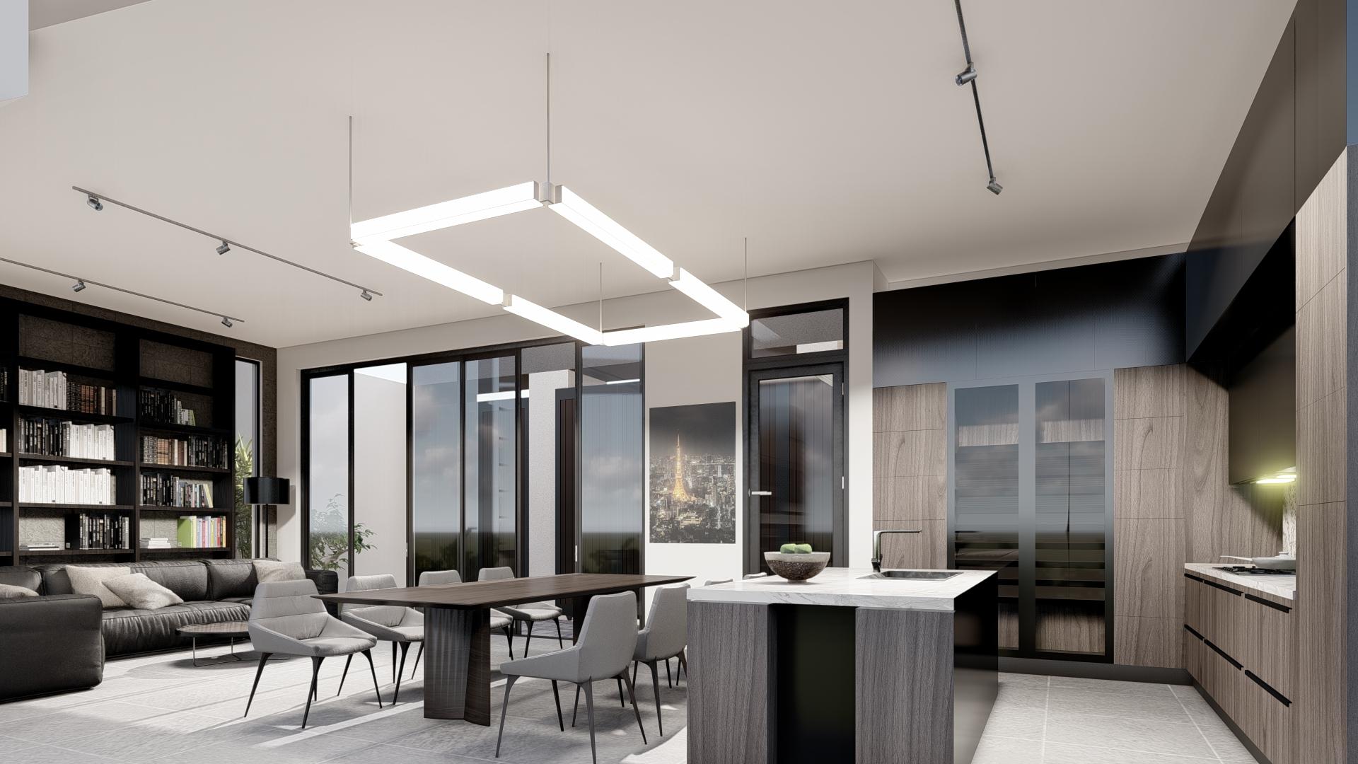 thiết kế nội thất Biệt Thự tại Gia Lai Modern villa 0 1565933995