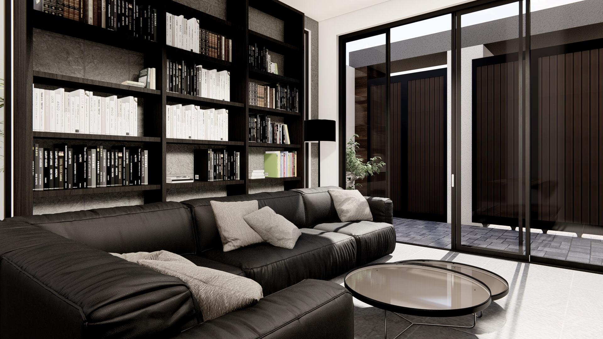 thiết kế nội thất Biệt Thự tại Gia Lai Modern villa 3 1565933995
