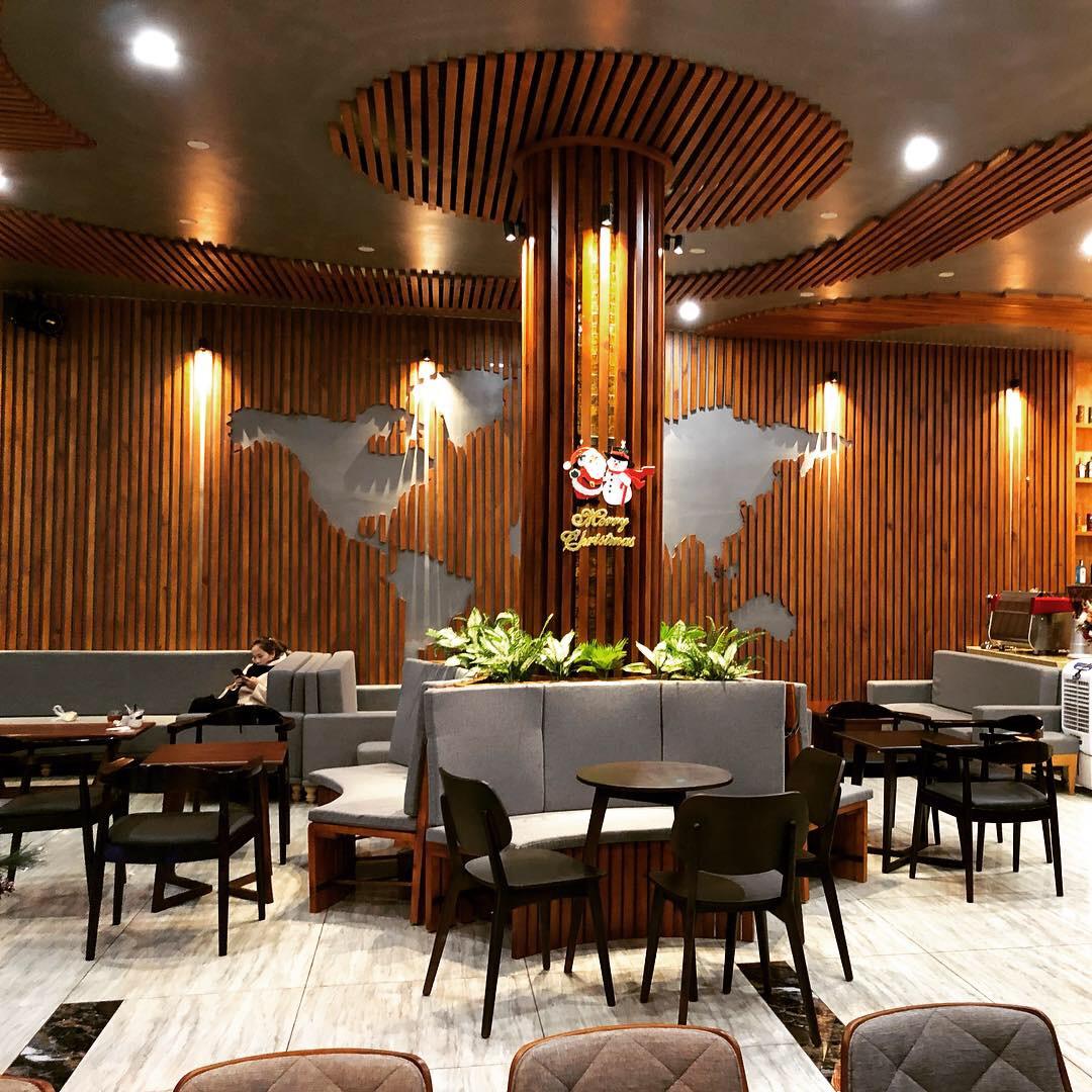 thiết kế nội thất Cafe tại Gia Lai S.O coffee shop 4 1565694637