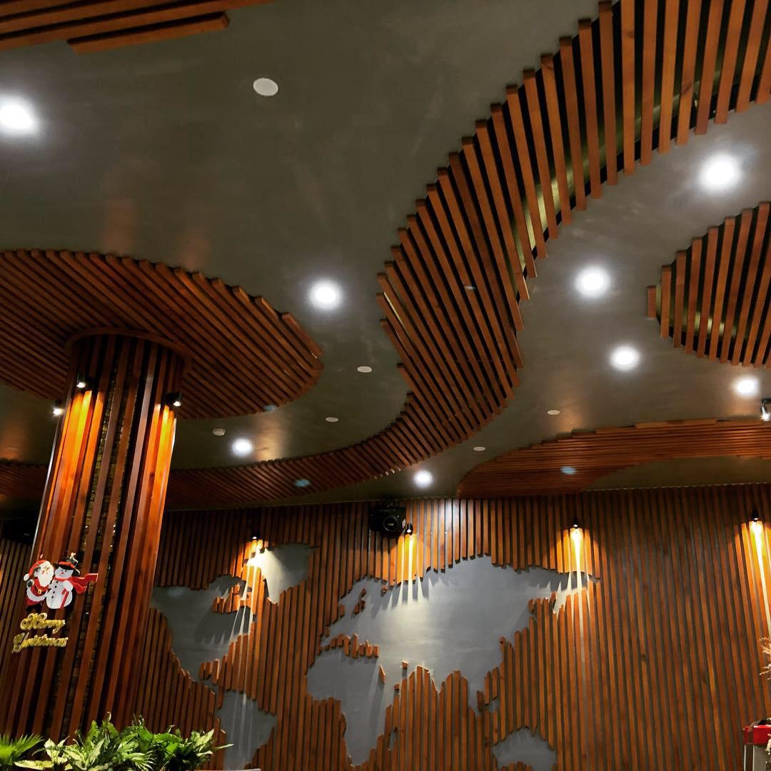 thiết kế nội thất Cafe tại Gia Lai S.O coffee shop 5 1565694638