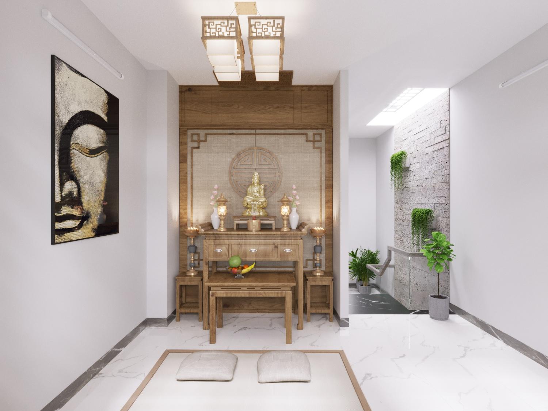 Thiết kế Nhà Mặt Phố tại Hồ Chí Minh Nhà Phố Hòa Minh 1621003650 17