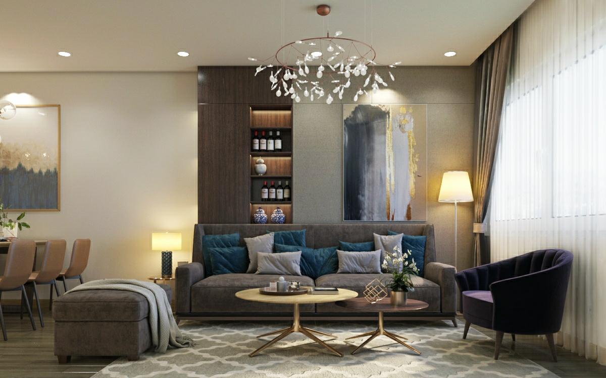 thiết kế nội thất chung cư tại Hà Nội Chung cư 622 Minh Khai 11 1567579139