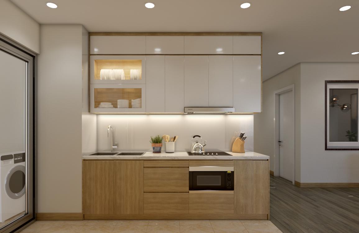 thiết kế nội thất chung cư tại Hà Nội Chung cư 622 Minh Khai 14 1567579140
