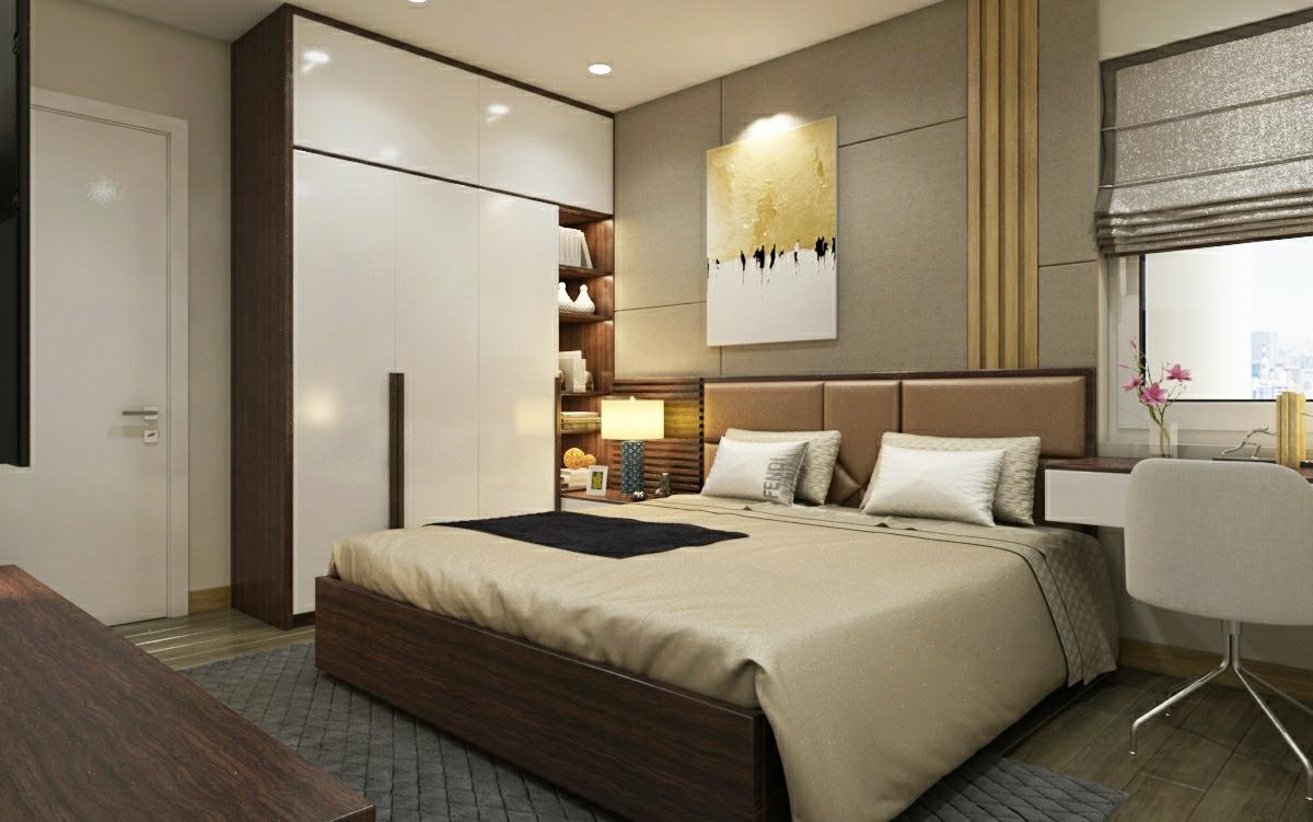 thiết kế nội thất chung cư tại Hà Nội Chung cư 622 Minh Khai 16 1567579140