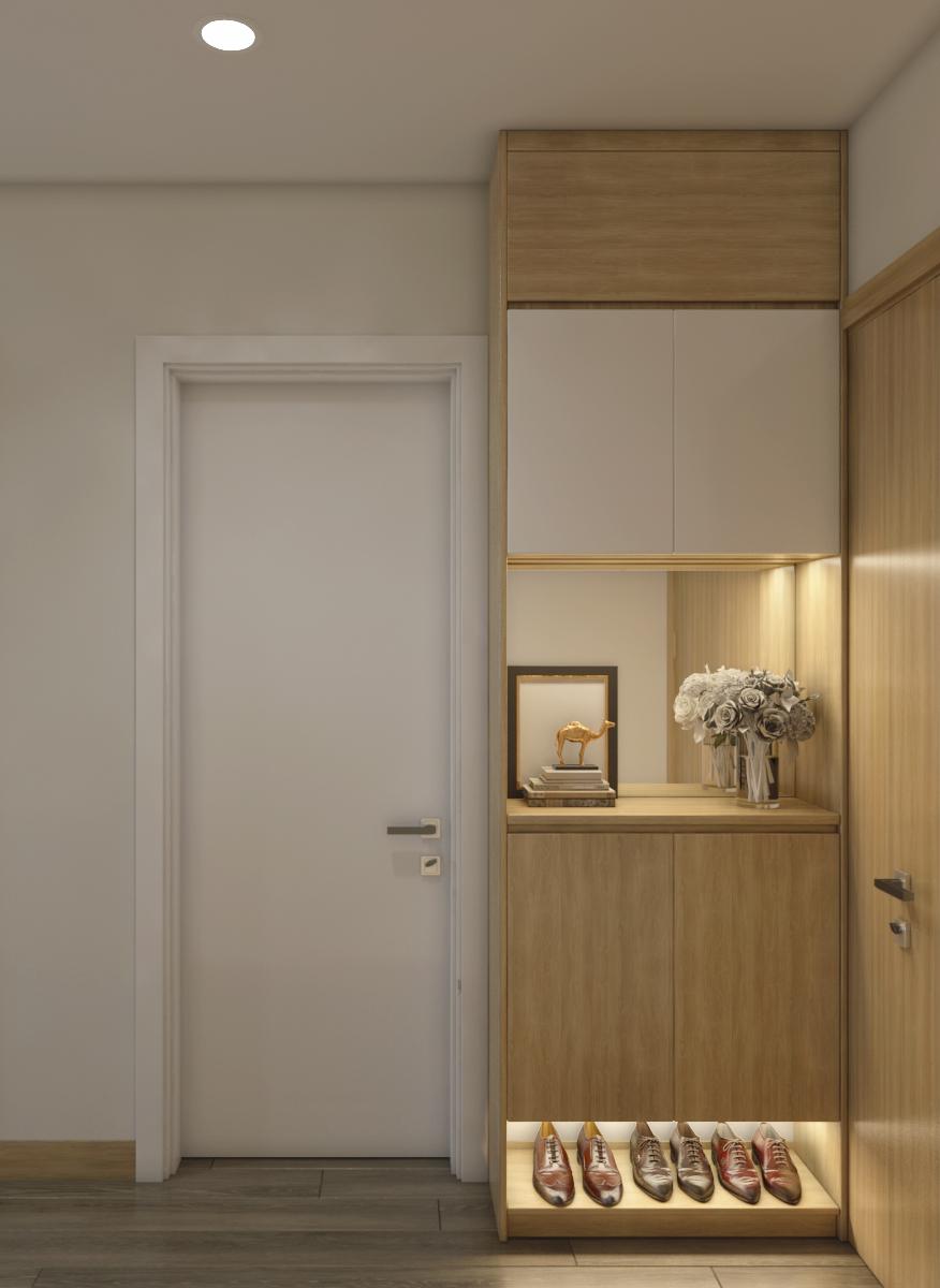 thiết kế nội thất chung cư tại Hà Nội Chung cư 622 Minh Khai 5 1567579138
