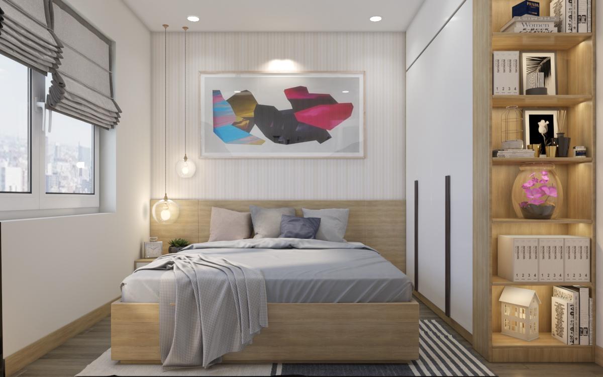 thiết kế nội thất chung cư tại Hà Nội Chung cư 622 Minh Khai 6 1567579139
