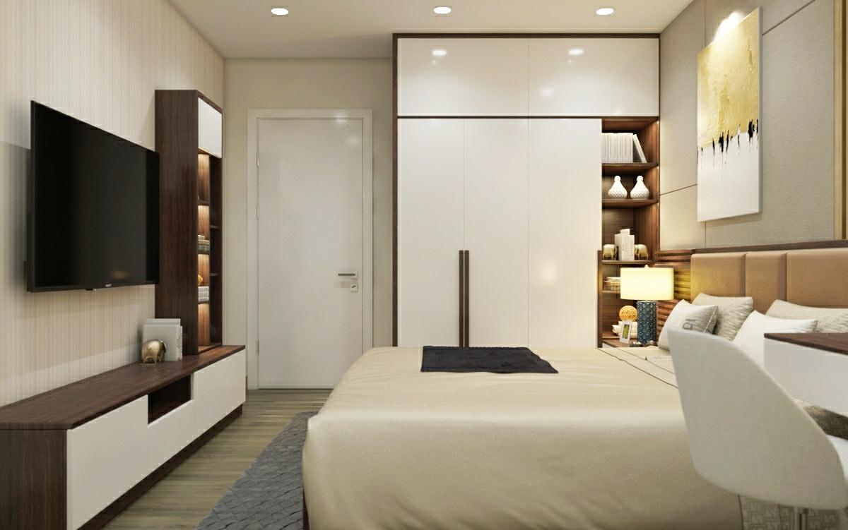 thiết kế nội thất chung cư tại Hà Nội Chung cư 622 Minh Khai 7 1567579138